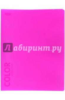 """Папка с зажимом """"Neon Pink"""" (85537)"""