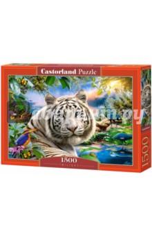 """Puzzle-1500 """"Тигр"""" (C-151318)"""