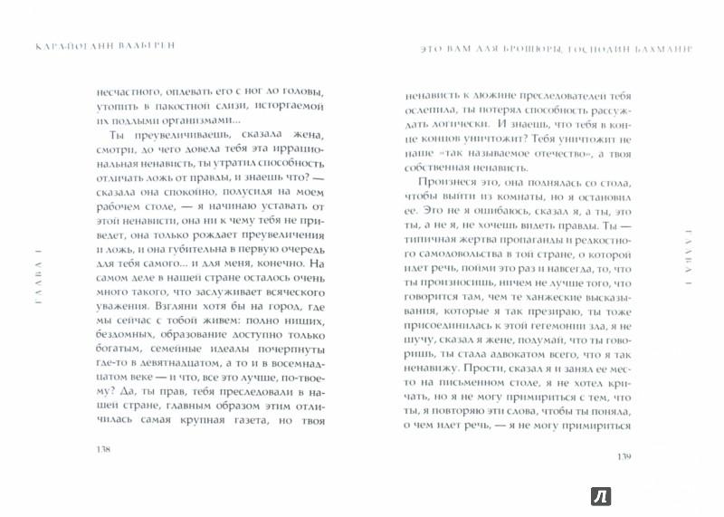 Иллюстрация 1 из 11 для Это Вам для брошюры, господин Бахманн! - Карл-Йоганн Вальгрен | Лабиринт - книги. Источник: Лабиринт