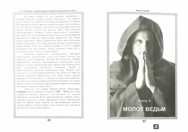 Иллюстрация 1 из 6 для Черная книга профессионального мага - Сергей Гордеев | Лабиринт - книги. Источник: Лабиринт