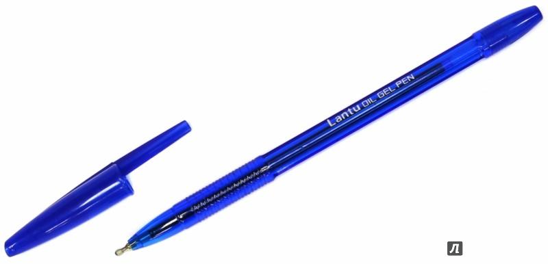 Иллюстрация 1 из 14 для Ручка масляная Lantu синяя (LT990В-С) | Лабиринт - канцтовы. Источник: Лабиринт