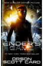 Card Orson Scott Ender's Game card o ender s game