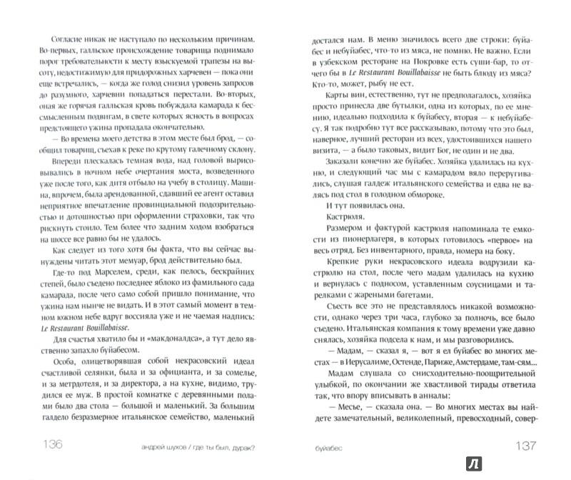 Иллюстрация 1 из 5 для Где ты был, дурак? Рассказы из ненаписанных книг - Андрей Шухов | Лабиринт - книги. Источник: Лабиринт