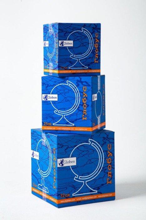Иллюстрация 1 из 5 для Глобус Земли физико-политический рельефный с подсветкой (d=210 мм) (Ке022100185) | Лабиринт - канцтовы. Источник: Лабиринт
