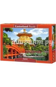 Puzzle-500 Китай (B-52172) пазлы crystal puzzle 3d головоломка вулкан 40 деталей