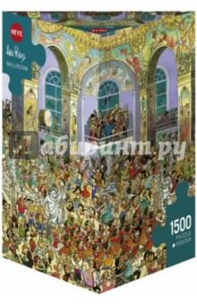 """Puzzle-1500 """"Бальный зал, Prades"""" (29696)"""