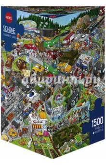 Puzzle-1500 Дорожная пробка, Schone (29698)