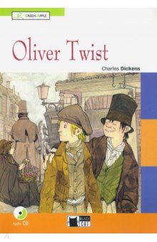 Oliver Twist (+CD) oliver simon fbp federal bureau of physics vol 4