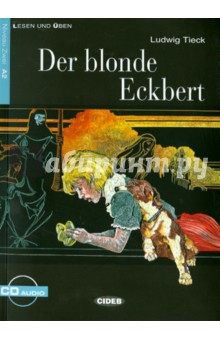 Blonde Eckbert (+CD) blonde eckbert cd