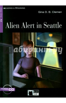 Alien Alert In Seattle (+CD) цена