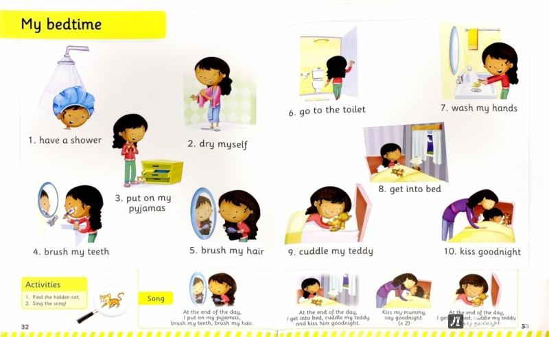 Иллюстрация 1 из 2 для First English Words (+CD) | Лабиринт - книги. Источник: Лабиринт