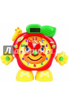 """Часы """"Который час?"""" обучающие (со светом и звуком) (7158)"""