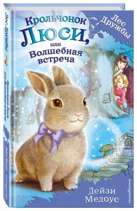 Иллюстрация 1 из 38 для Крольчонок Люси, или Волшебная встреча - Дейзи Медоус | Лабиринт - книги. Источник: Лабиринт
