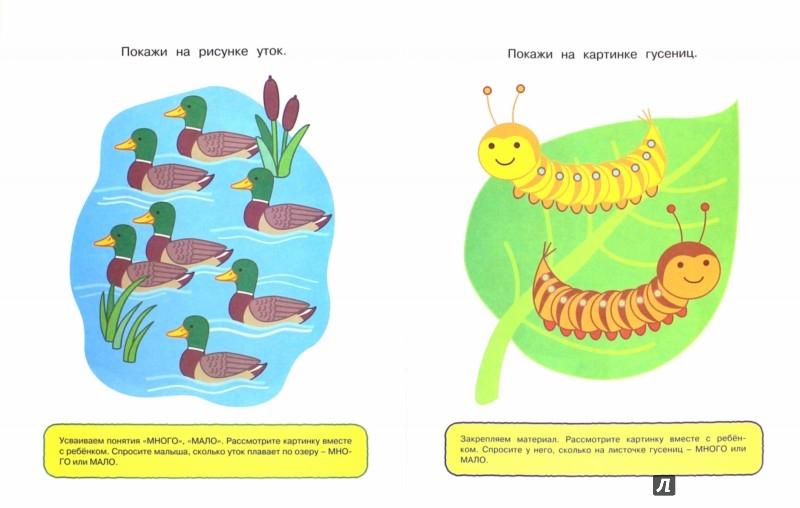 Иллюстрация 1 из 18 для Цифры и числа. Учимся считать. Для детей 1-2 лет - Ольга Земцова | Лабиринт - книги. Источник: Лабиринт