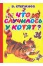 Степанов Владимир Александрович Что случилось у котят?