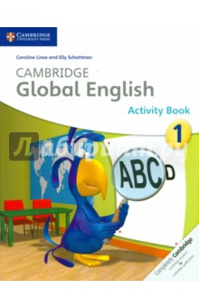 Cambridge Global English. Stage 1. Activity Book купить