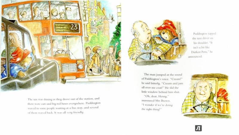 Иллюстрация 1 из 16 для Paddington - Michael Bond | Лабиринт - книги. Источник: Лабиринт