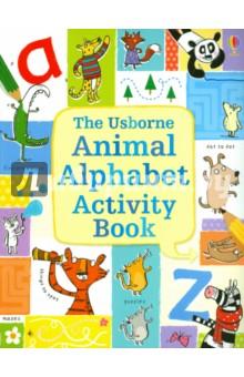 Animal Alphabet activity book hot spot 4 activity book
