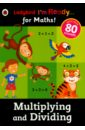 Kerwin Jennie, Merttens Hilda, Ruth Im Ready for Maths. Multiplying & Dividing sticker