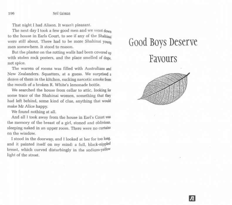 Иллюстрация 1 из 3 для Fragile Things (A) - Neil Gaiman | Лабиринт - книги. Источник: Лабиринт