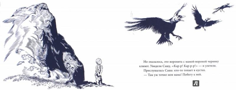 Иллюстрация 1 из 63 для Черника для Саши - Роберт Макклоски | Лабиринт - книги. Источник: Лабиринт