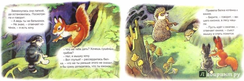 Иллюстрация 1 из 48 для Упрямый котёнок - Иван Белышев | Лабиринт - книги. Источник: Лабиринт