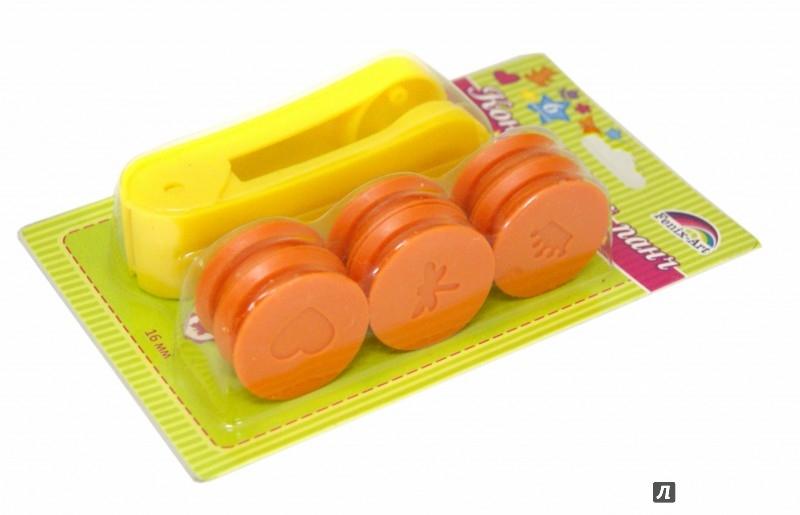 Иллюстрация 1 из 10 для Конгревный панч с 6-ю сменными насадками (16 мм) (37213-30)   Лабиринт - игрушки. Источник: Лабиринт