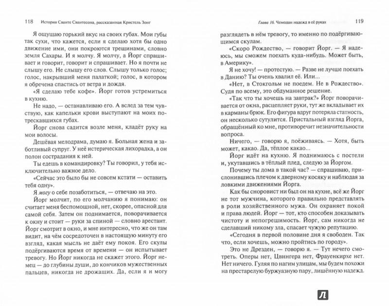 Иллюстрация 1 из 9 для История Сванте Свантесона, рассказанная Кристель Зонг - Марта Шарлай   Лабиринт - книги. Источник: Лабиринт