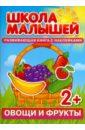 Разин С. Овощи и фрукты. Развивающая книга с наклейками для детей от 2 лет разин с овощи и фрукты развивающая книга с наклейками для детей от 2 лет