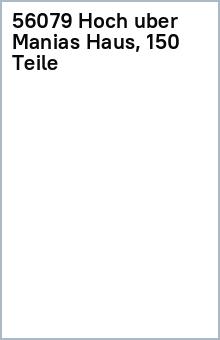 56079 Hoch uber Manias Haus, 150 Teile