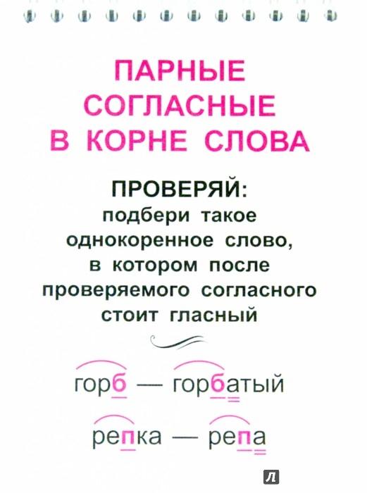 Иллюстрация 1 из 6 для Русский язык. Важные орфограммы. 1-4  классы - Ирина Стронская | Лабиринт - книги. Источник: Лабиринт