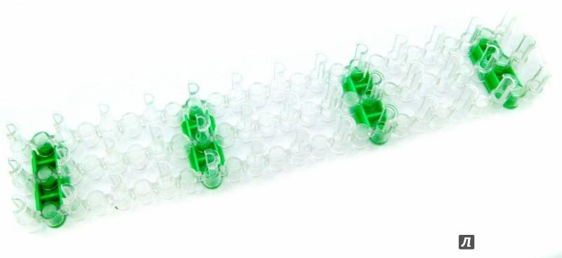 Иллюстрация 1 из 4 для Станок для плетения из цветных резиночек (AN-38) | Лабиринт - игрушки. Источник: Лабиринт