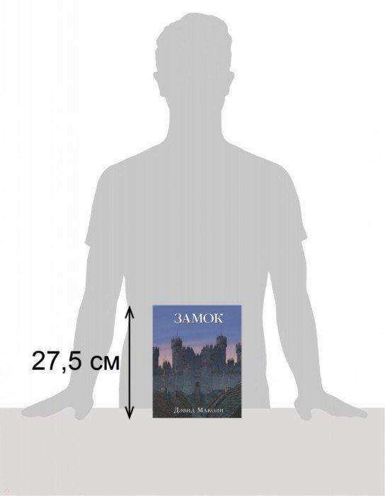 Иллюстрация 1 из 51 для Замок - Дэвид Маколи | Лабиринт - книги. Источник: Лабиринт