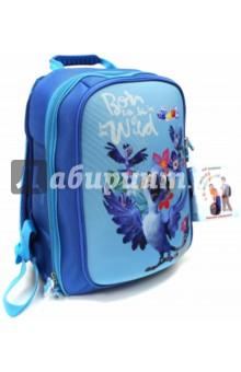 Купить Рюкзак школьный RIO 40х28х20 (830726), Silwerhof, Ранцы и рюкзаки для начальной школы