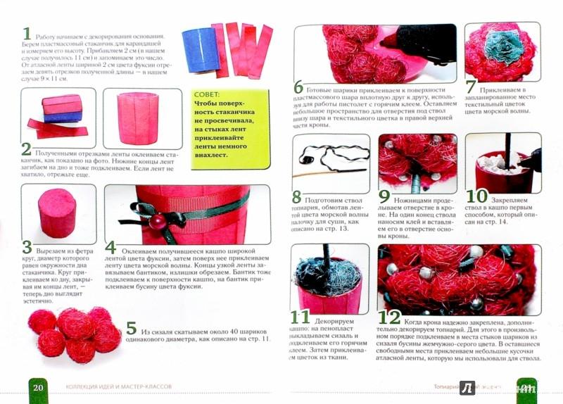 Иллюстрация 1 из 6 для Красивые топиарии своими руками - Кристина Рихтер | Лабиринт - книги. Источник: Лабиринт