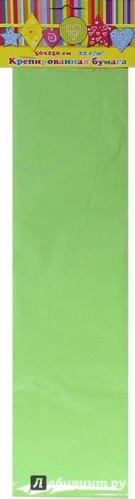 Иллюстрация 1 из 5 для Бумага крепированная светло-зеленая (39522-10) | Лабиринт - канцтовы. Источник: Лабиринт