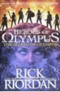 Heroes of Olympus 5: The Blood of Olympus, Riordan Rick