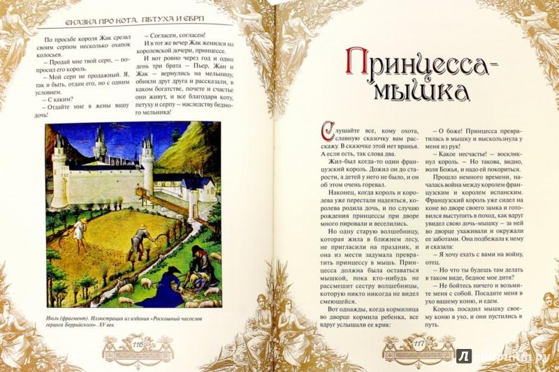 Иллюстрация 1 из 32 для Французские народные сказки | Лабиринт - книги. Источник: Лабиринт