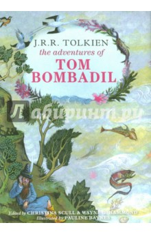 One of the most intriguing characters in The Lord of the Rings, the amusing and enigmatic Tom Bombadil, also appears in verses said to have been written by Hobbits and preserved in the 'Red Book' with stories of Bilbo and Frodo Baggins and their friends. The Adventures of Tom Bombadil collects these and other poems, mainly concerned with legends and jests of the Shire at the end of the Third Age.