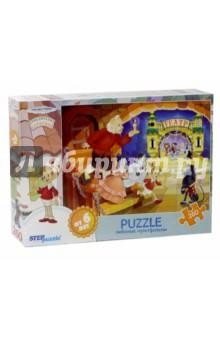 Step Puzzle-260 СОЮЗМУЛЬТФИЛЬМ Приключения Буратино (74062)