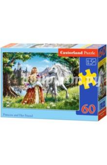 "Puzzle-60 MIDI ""Принцесса"" (В-06830)"