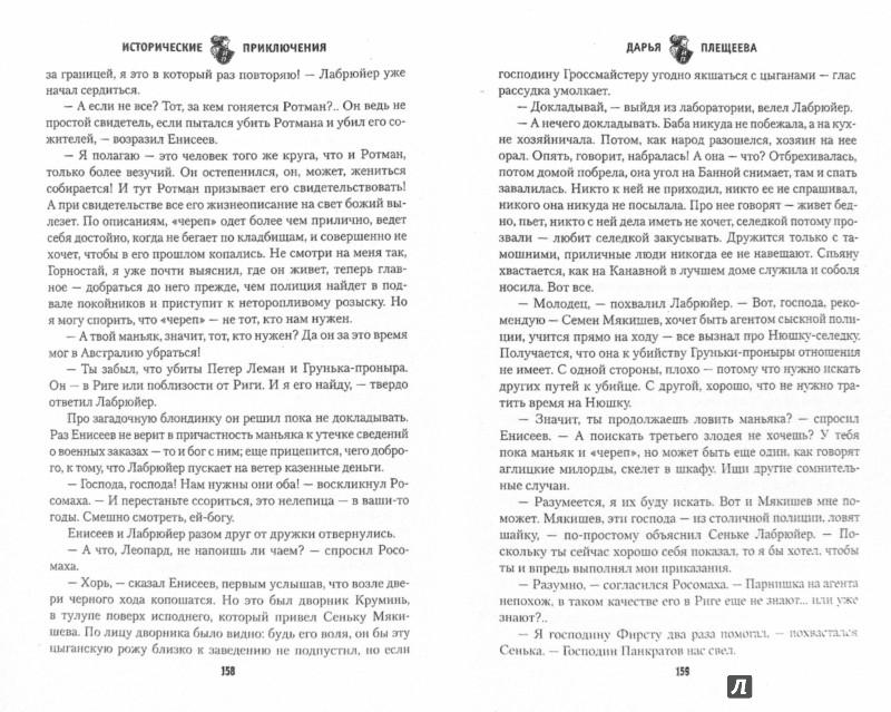 Иллюстрация 1 из 16 для Наблюдательный отряд - Дарья Плещеева | Лабиринт - книги. Источник: Лабиринт