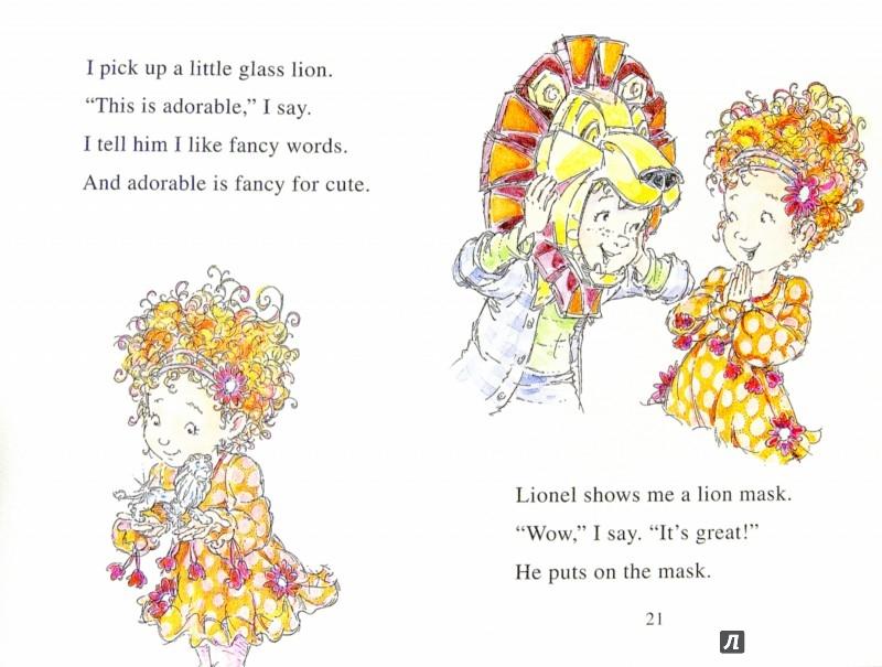 Иллюстрация 1 из 6 для Fancy Nancy/ Show Must Go On (Level 1) - Jane O`Connor | Лабиринт - книги. Источник: Лабиринт