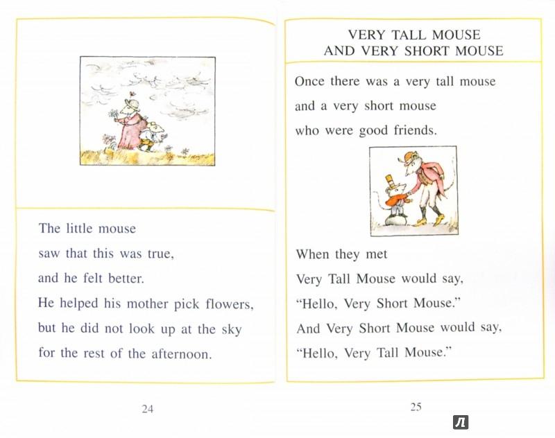 Иллюстрация 1 из 5 для Mouse Tales - Arnold Lobel | Лабиринт - книги. Источник: Лабиринт