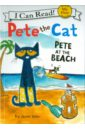 Dean James Pete the Cat Pete at the Beach