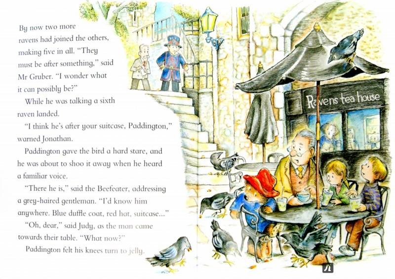 Иллюстрация 1 из 3 для Paddington at the Tower - Michael Bond   Лабиринт - книги. Источник: Лабиринт