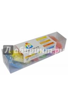Большой комплект дополнительных резиночек №8 (7 цветов, 2100 штук) (116467) большой комплект дополнительных резиночек 1 7 цветов 2100 штук 116460