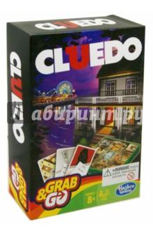 Игра Дорожная версия Клуэдо OTHER GAMES (B0999) hasbro other games a4626 настольная игра табу