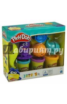 Игровой набор Play-Doh Подводный мир (B1378) play doh набор для лепки магазинчик печенья play doh