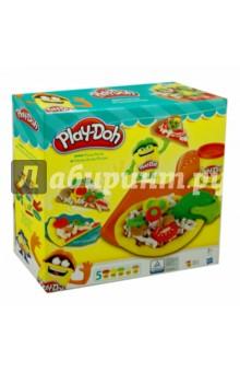 Игровой набор Play-Doh Пицца (B1856) play doh игровой набор праздничный торт